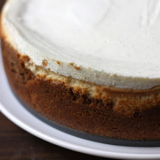 Vanilla Bean Cheesecake