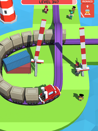 Train Journey screenshot 14