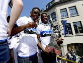 Bruges va toucher 15 millions grâce aux transferts de Limbombe et Diaby