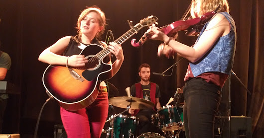 The Accidentals @ Nectar Lounge 2017-10-11