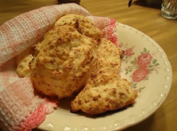 Cheddar Drop Biscuits Recipe