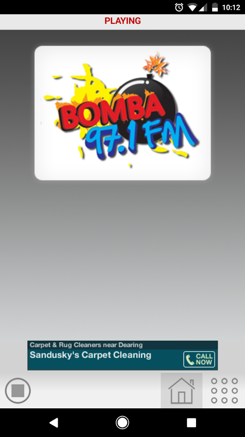 Bomba 97.1- screenshot