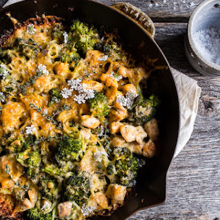 Chicken and Broccoli Skillet Bake.