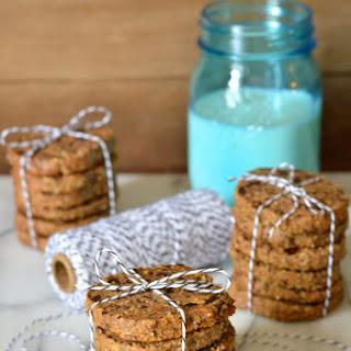 Cherry, Almond, & Dark Chocolate Shortbread Cookies
