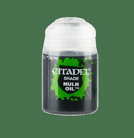 Citadel Shade: Nuln Oil (24 ml)