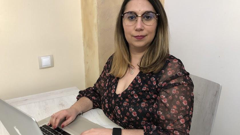 Soraya Hernández, en Almería