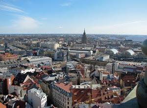 Photo: Riikan kaupunkikuvaa St Peterin tornista