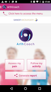 ArthCoach- screenshot thumbnail