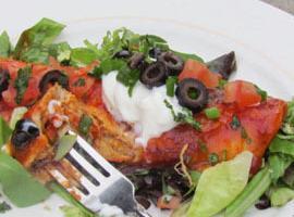 Slow Cooker Shredded Taco Chicken Recipe