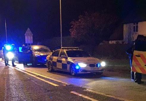 Arrests after Welshpool drugs swoop