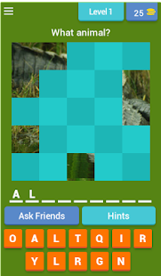 Animal Guessing Game - náhled