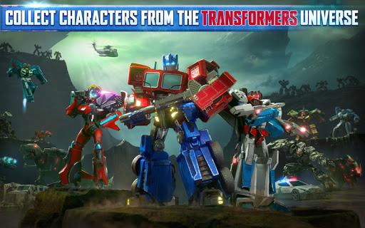 Android/PC/Windows的TRANSFORMERS: Forged to Fight (apk) 游戏 免費下載 screenshot