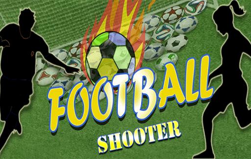 Bubble Shooter Football