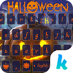 Halloween Emoji Keyboard Theme 3.1 Apk