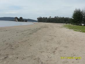 Photo: Der Noppharat Thara Beach an der Mündung des Klong Son Fluss