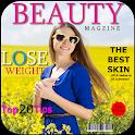 Stylish Cover Photo - Magazine icon