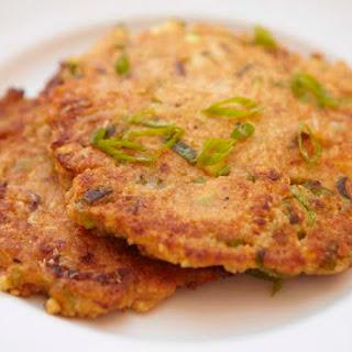 Mung Bean Pancake/Bin dae Duk