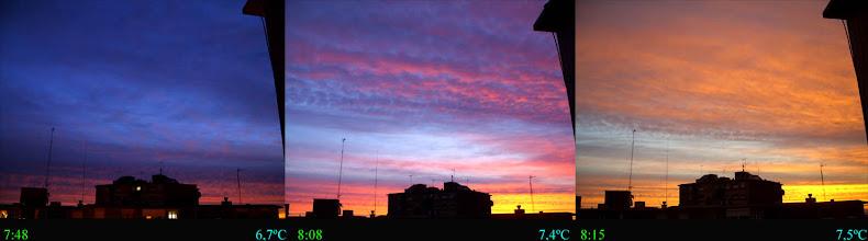 Photo: Amanecer del 16/01/10