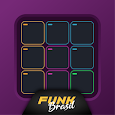FUNK BRASIL: Become a DJ of Drum Pads