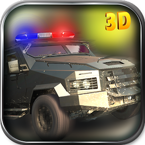 SWAT Police Car Driving 3D for PC and MAC