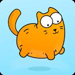 Fat Cat Jump Icon