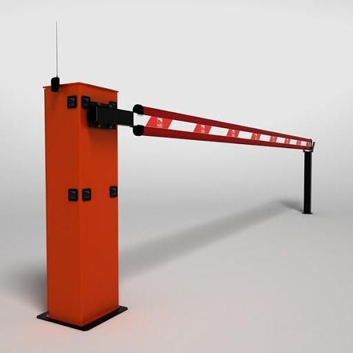 Cửa chắn barie giải pháp mang đến sự hiệu quả an toàn
