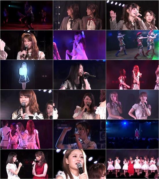 AKB48 160319 K4R LIVE 1800 (Nagao Mariya Graduation performance)