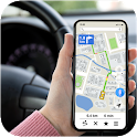 Driving Navigation Gps Traffic Alerts - Street Map icon