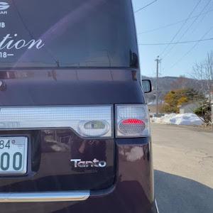 タントカスタム L350S VS ターボのカスタム事例画像 有@Relationさんの2020年03月26日21:39の投稿