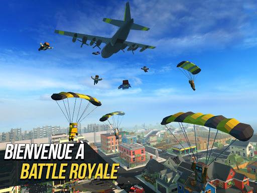 Grand Battle Royale: Pixel FPS  captures d'écran 1