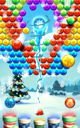 玩免費解謎APP|下載Bubble Shooter Santa app不用錢|硬是要APP