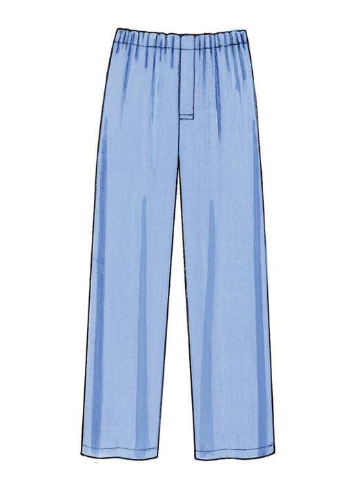 Byxa/Shorts Kwik Sew 3793