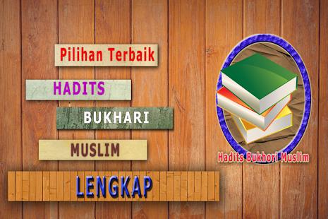 Hadits Bukhari Muslim Lengkap - náhled