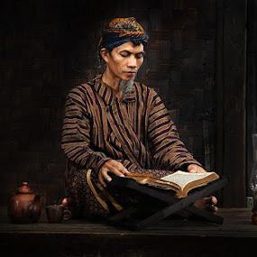 sang by Ramadhan Bagaskara Arya Parmuka - People Portraits of Men ( sang )