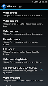 Secret Video Recorder Premium screenshot 4