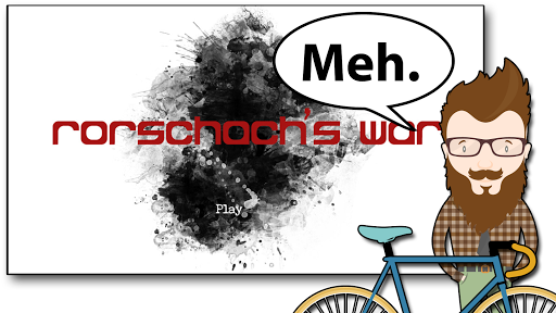 Rorschach's War