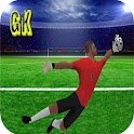 Goalkeeper Taining Player GK icon
