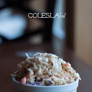 BETTER than KFC Coleslaw.