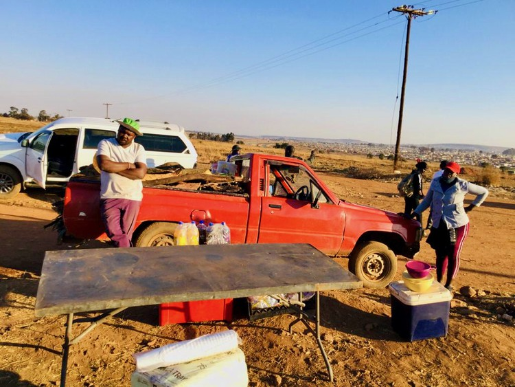 Land occupation in Midvaal is the work of 'criminal syndicate', says city - SowetanLIVE