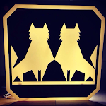 Logo for Two Wolves Brewing