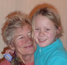 Photo: Margaret and Millie 29/12