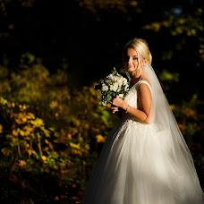 Wedding photographer Tetyana Grokhola (one-moment). Photo of 21.11.2018