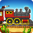 Western Train Driving Race vesion 1.14