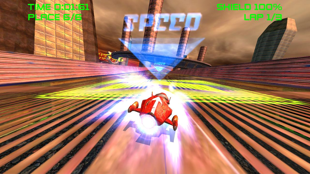 AceSpeeder3- screenshot