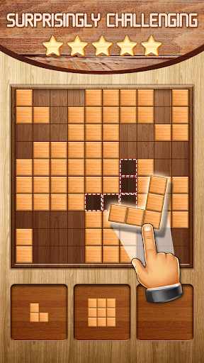 Wood Block Puzzle 1.0.0 screenshots 3