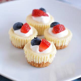 Cheesecake Bites.