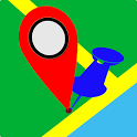 Fake Gps Walk icon