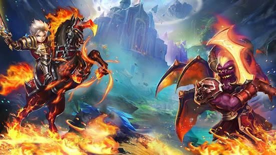 Hack Game Battle of Legendary 3D Heroes apk free