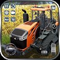 Real Farming Sim 3D 2019 icon