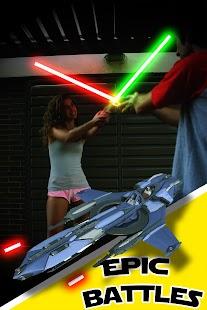 Laser Sword War screenshot